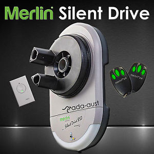 Merlin MR850 Silent Drive